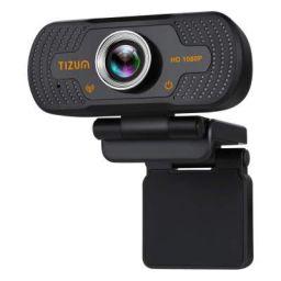 Tizum ZW81 Full HD 1080p Webcam Web Camera
