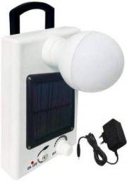 Eye Bhaskar 12 LED Solar Bulb With Charge Rechargeable Lantern Emergency Light  (White)