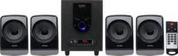 Intex 2622 Portable Bluetooth Home Theatre  (Black, 4.1 Channel)
