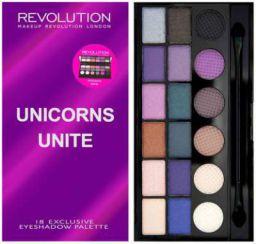 Makeup Revolution Salvation Palette Unicorns Unite 13 g  (Multicolour)