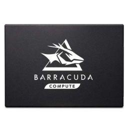 Seagate Barracuda Q1 SSD 240GB Internal Solid State Drive – 2.5 Inch SATA 6Gb/s for PC Laptop Upgrade 3D QLC NAND (ZA240CV1A001)