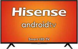 Hisense A56E 80cm (32 inch) HD Ready LED Smart Android TV with 9.0 PIE (32A56E)