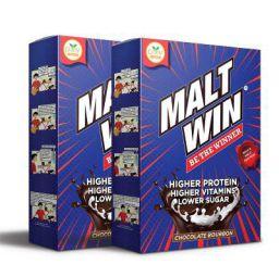 Maltwin Chocolate Bourbon Pouch 2 x 450 g
