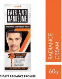 Fair & Handsome Radiance Cream for Men  (60 g)
