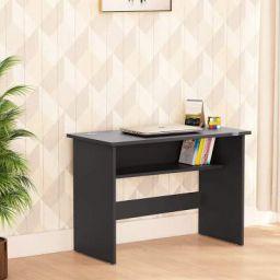 SOS Spacewood LiteOffice Versa Home and Office Table (Slate Grey)