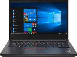 Lenovo ThinkPad E14 Core i5 10th Gen Display 14-inch HD Thin and Light Laptop, 20RAS1DB00