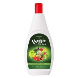 Veggie Clean 400 ml, 100% Safe, Scientific & Natural Vegetable
