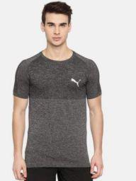 Puma Men's T Shirts Flat 80% Off