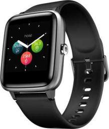 Noise ColorFit Pro 2 Smartwatch (Black Strap, Regular)
