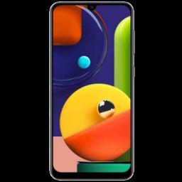 Samsung Galaxy A50s (Prism Crush Black, 128 GB, 4 GB RAM)