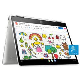 HP Chromebook x360 12b-ca0010TU 12-inch Touchscreen Laptop Celeron N4020