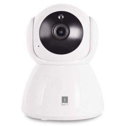 iBall 2.0 MP Smart HD View & Talk PT Camera, White