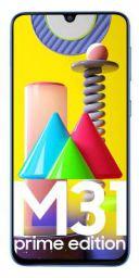 Samsung Galaxy M31 Prime Edition (Iceberg Blue, 6GB RAM, 128GB Storage) - Get Complementary 3 month Prime Membership