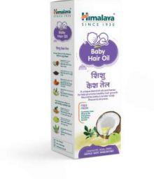 Himalaya Baby Hair Oil 200 ml Hair Oil (200 ml)