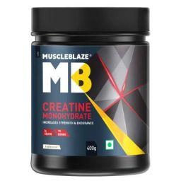 Muscleblaze Creatine Monohydrate (400 gms)