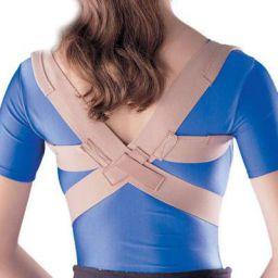Oppo Medical Inc Elastic Posture Aid/Clavicle Brace, S