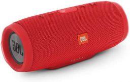 JBL Charge 3 JBLCHARGE3REDEU Powerful Portable Speaker with Built-in Powerbank
