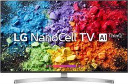 LG 164cm (65 inch) Ultra HD (4K) LED Smart TV (65SK8500PTA)