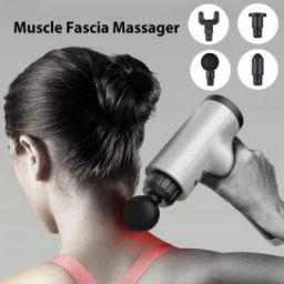 LEOPAX Fascial Leg Deep Vibration Muscle Body Relaxation Electric Fitness Equipment Massage Hammer Shock Pain Relief Massager