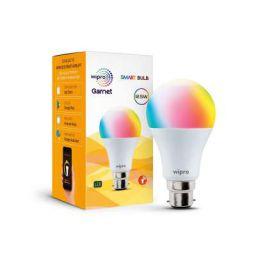 wipro WiFi Enabled Smart LED Bulb B22 12.5-Watt