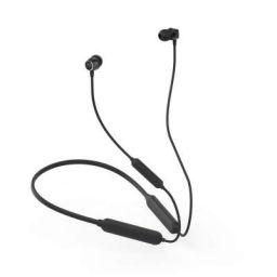 Motorola Verve Rap 100 Sport Neckband in-Ear Headphones with Alexa (Black)