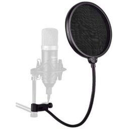 Powerpak PF-100 6-Inch Studio Microphone Pop Filter Shield Mask