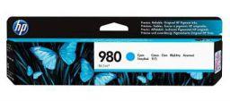 (Renewed) HP 980A Ink Cartridge (Cyan)