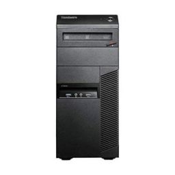 (Renewed) Lenovo ThinkCentre M83 SFF Desktop (Core i5 4th Gen/4GB/320GB/DOS)