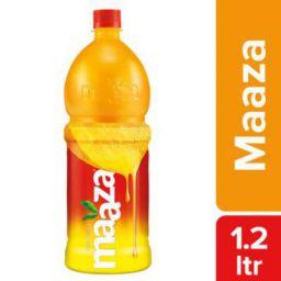 Maaza Mango Drink 1.2 L (Bottle)