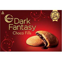Sunfeast Dark Fantasy Choco Fill Cookies 300 g