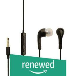 (Renewed) Samsung EHS64 Headphone (Black)