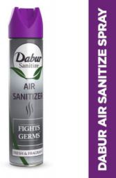 Dabur Sanitize Air Sanitizer Spray  (240 ml)