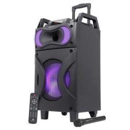 Zebronics Zeb-Moving Monster x12 Bluetooth Trolly Party Speaker