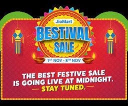 JioMart Bestival Sale | 1st Nov to 8 Nov | Festive Season's biggest Grocery Sale