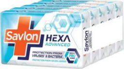 Savlon Hexa Advanced Soap - 125gx5  (5 x 125 g)