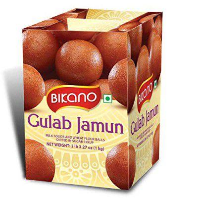 BIKANO Gulab Jamun 1kg