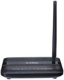 (Renewed) D-Link DSL-2730U Wireless Router with Modem (Black)