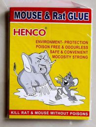 Mouse Glue Mouse Insect Rodent Lizard Trap Rat Catcher Adhesive Sticky Glue Pad - Non Poisonous - Non Toxic - Odourless - Rat Terminator