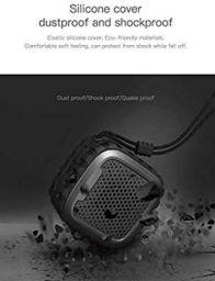 (Renewed) Photron P10 WASH IPX5 Waterproof Shockproof Wireless 10W Bluetooth Speaker