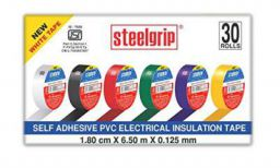 Pidilite Steelgrip Self Adhesive PVC electrical Insulation Tape - 6.50m