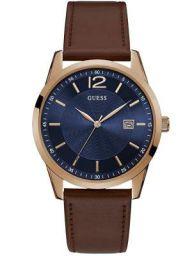 Guess Analog Blue Dial Men's Watch-W1186G3