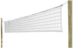 Bixxon SSC-777 Professional Nylon Volleyball Nets 4 Side P.P Quality Tape
