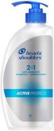 Head & Shoulders 2-in-1 Active Protect Shampoo Men & Women  (650 ml)