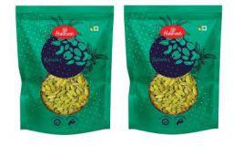 Haldiram Indian Raisins Long Green Pack of 2