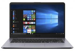 ASUS VivoBook 15 X505ZA-EJ505T AMD Quad Core Ryzen 5-2500U Laptop (4GB RAM/1TB HDD/Windows 10/Integrated Graphics/1.60 Kg)