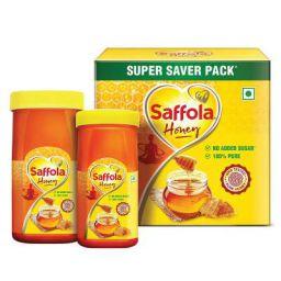 Saffola Honey-100% Pure Super Saver Pack 1.5 kg
