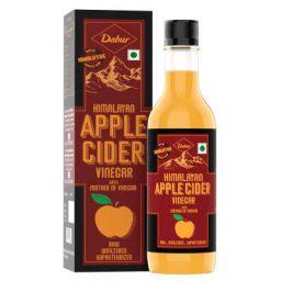 Dabur Himalayan Apple Cider Vinegar with Mother of Vinegar 500 ml