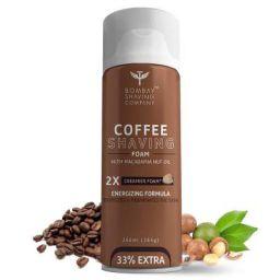 Bombay Shaving Company Coffee Shaving Foam,266 ml (33% Extra) with Coffee & Macadamia Seed Oil