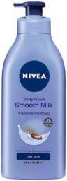 NIVEA Smooth Milk Body Lotion (400 ml)