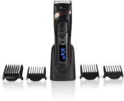 Syska HB 100 Ultra Clip Hair Clipper Runtime: 90 min Trimmer for Men  (Black)